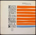 ERNIE HENRY Seven Standards and a Blues album cover