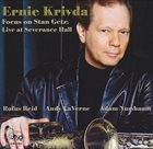 ERNIE KRIVDA Focus on Stan Getz album cover