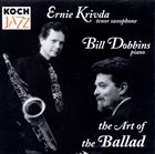 ERNIE KRIVDA The Art of the Ballad album cover