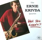 ERNIE KRIVDA Well You Needn't album cover