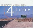 ERNIE WATTS 4 Tune (with Chick Corea) album cover