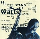 ERNIE WATTS Stand Up album cover