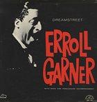 ERROLL GARNER Dreamstreet album cover