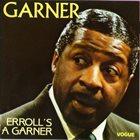 ERROLL GARNER Eroll's A Garner album cover