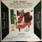ERROLL GARNER Erroll Garner & Pete Johnson : Jazz Piano - Starring album cover