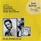 ERROLL GARNER Erroll Garner On Dial: The Complete Sessions album cover