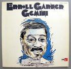 ERROLL GARNER Gemini album cover