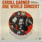 ERROLL GARNER One World Concert album cover