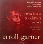 ERROLL GARNER Overture To Dawn Vol.4 album cover