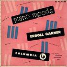 ERROLL GARNER Piano Moods album cover