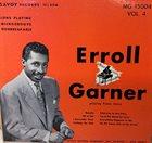 ERROLL GARNER Playing Piano Solos, Vol. 4 album cover