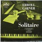 ERROLL GARNER Solitaire album cover