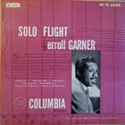 ERROLL GARNER Solo Flight album cover