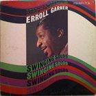 ERROLL GARNER Swinging Solos album cover