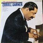 ERROLL GARNER The Provocative Erroll Garner album cover