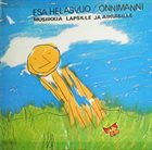 ESA HELASVUO Onnimanni album cover