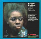ESTHER PHILLIPS Alone Again Naturally album cover