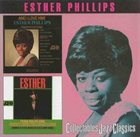 ESTHER PHILLIPS And I Love Him! & Esther album cover