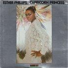 ESTHER PHILLIPS Capricorn Princess album cover