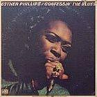 ESTHER PHILLIPS Confessin' The Blues album cover