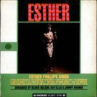 ESTHER PHILLIPS Esther album cover