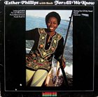 ESTHER PHILLIPS For All We Know album cover