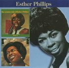 ESTHER PHILLIPS The Country Side Of Esther Phillips & Set Me Free album cover