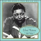 ETHEL WATERS An Introduction to Ethel Waters: Her Best Recordings 1921-1940 album cover