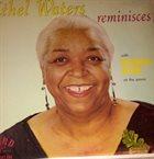ETHEL WATERS Reminisces album cover