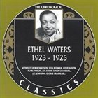 ETHEL WATERS The Chronological Classics: Ethel Waters 1923-1925 album cover