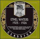 ETHEL WATERS The Chronological Classics: Ethel Waters 1925-1926 album cover