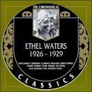 ETHEL WATERS The Chronological Classics: Ethel Waters 1926-1929 album cover