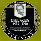 ETHEL WATERS The Chronological Classics: Ethel Waters 1935-1940 album cover