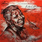 ETHEL WATERS The Favorite Songs Of Ethel Waters album cover