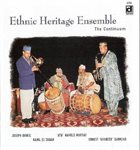 ETHNIC HERITAGE ENSEMBLE The Continuum album cover