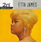 ETTA JAMES 20th Century Masters: The Millennium Collection: The Best of Etta James album cover