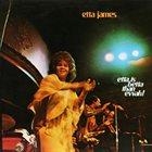 ETTA JAMES Etta Is Betta Than Evvah! album cover