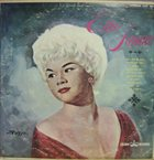 ETTA JAMES Etta James (1963) album cover