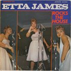 ETTA JAMES Rocks the House album cover