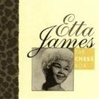 ETTA JAMES The Chess Box album cover