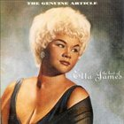 ETTA JAMES The Genuine Article: The Best of Etta James album cover