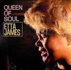 ETTA JAMES The Queen of Soul album cover