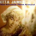 ETTA JAMES The Second Time Around album cover