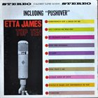 ETTA JAMES Top Ten album cover