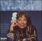 ETTA JONES Etta Jones Sings Lady Day album cover