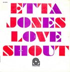 ETTA JONES Love Shout album cover