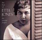ETTA JONES The Best of Etta Jones: The Prestige Singles album cover