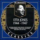 ETTA JONES The Chronological Classics: Etta Jones 1944-1947 album cover