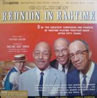 EUBIE BLAKE Golden Reunion In Ragtime album cover