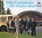 EUROPE(AN) JAZZ ALLSTARS The European All Stars 1961 album cover